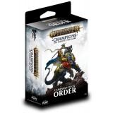 Warhammer Champions: ORDER Campaign Deck