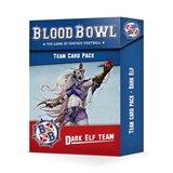 Blood Bowl Team Card Pack – Dark Elf