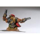 Dwarf Grenadier Hero