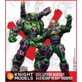 Lex Luthor Armour & Heavy Trooper - Multiverse