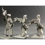Dark Elves with Crossbow (female)