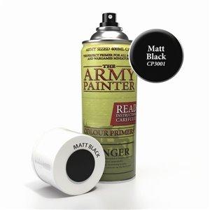 Base Primer Matt Black Spray