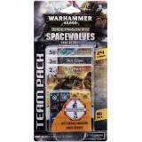 Warhammer 40,000 Dice Masters: Space Wolves ? Sons of Russ Team Pack - EN