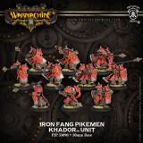 Iron Fang Pikemen Unit