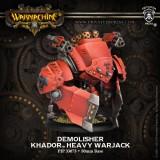 Khador Demolisher / Devastator / Spriggan