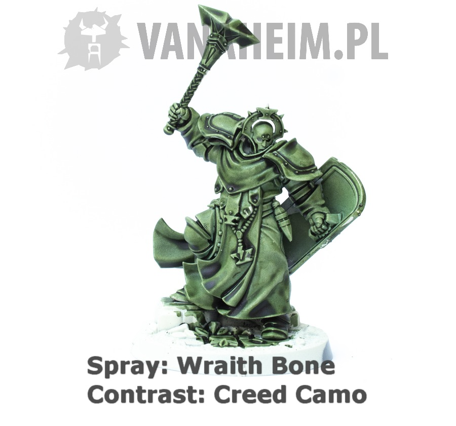 Citadel Contrast: Creed Camo on Wraith Bone