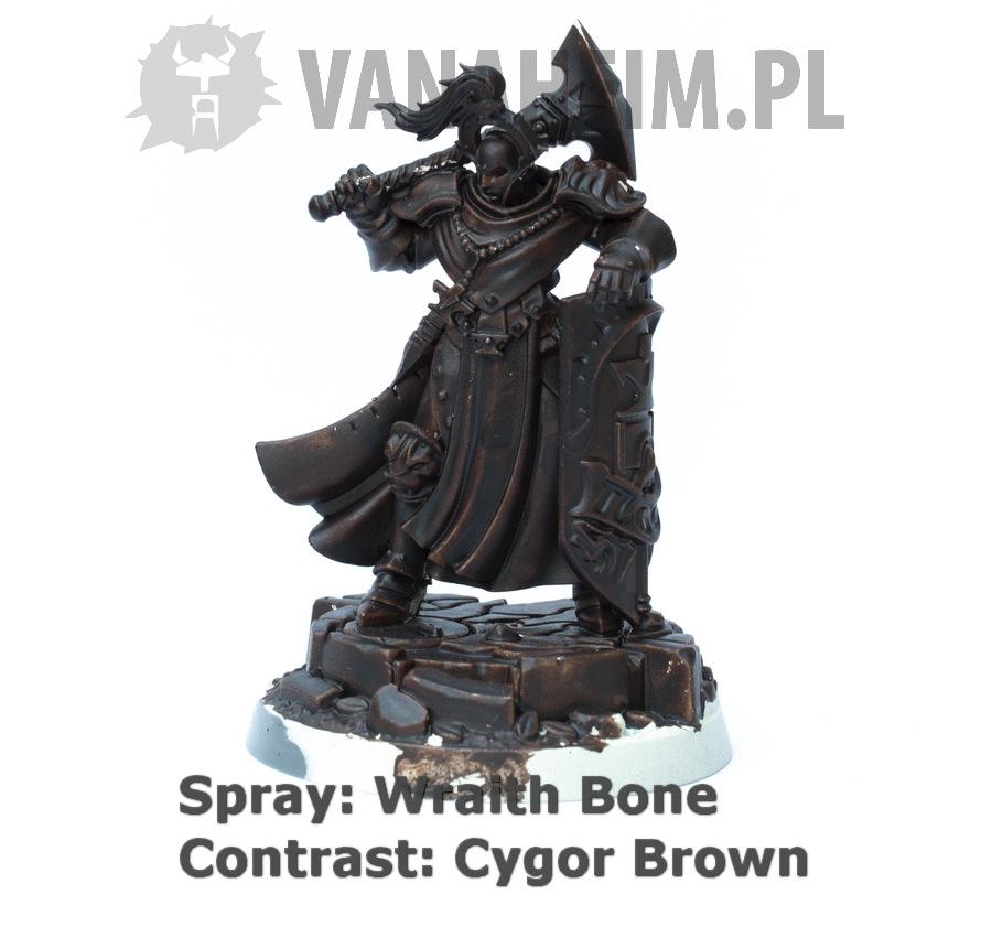 Citadel Contrast: Cygor Brown on Wraith Bone