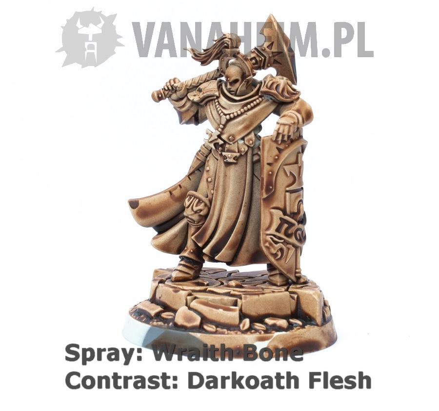 Citadel Contrast: Darkoath Flesh on Wraith Bone