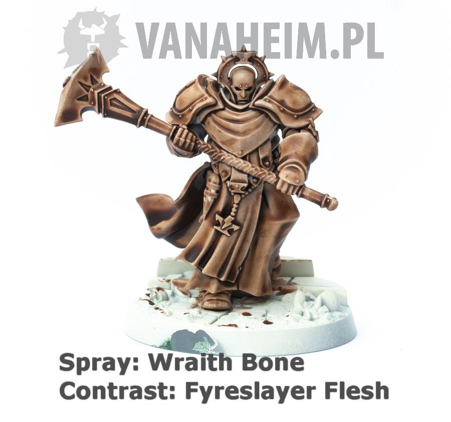 Citadel Contrast: Fyreslayer Flesh on Wraith Bone
