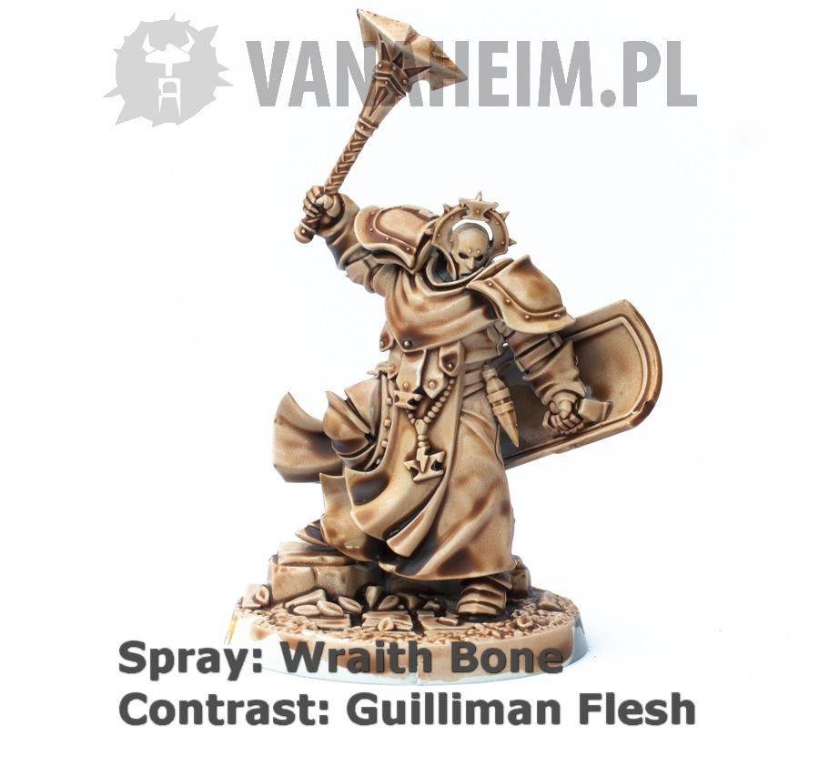 Citadel Contrast: Guilliman Flesh on Wraith Bone