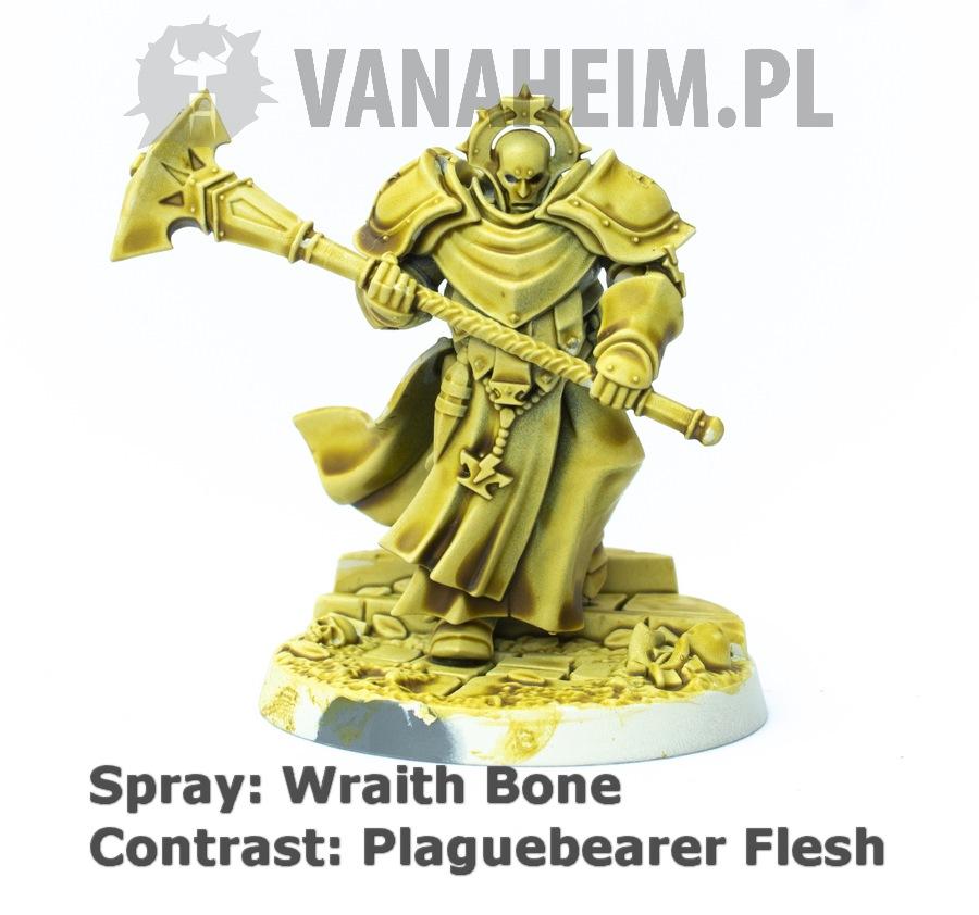 Citadel Contrast: Plaguebearer Flesh on Wraith Bone