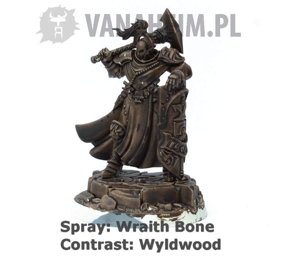 Citadel Contrast: Wyldwood on Wraith Bone