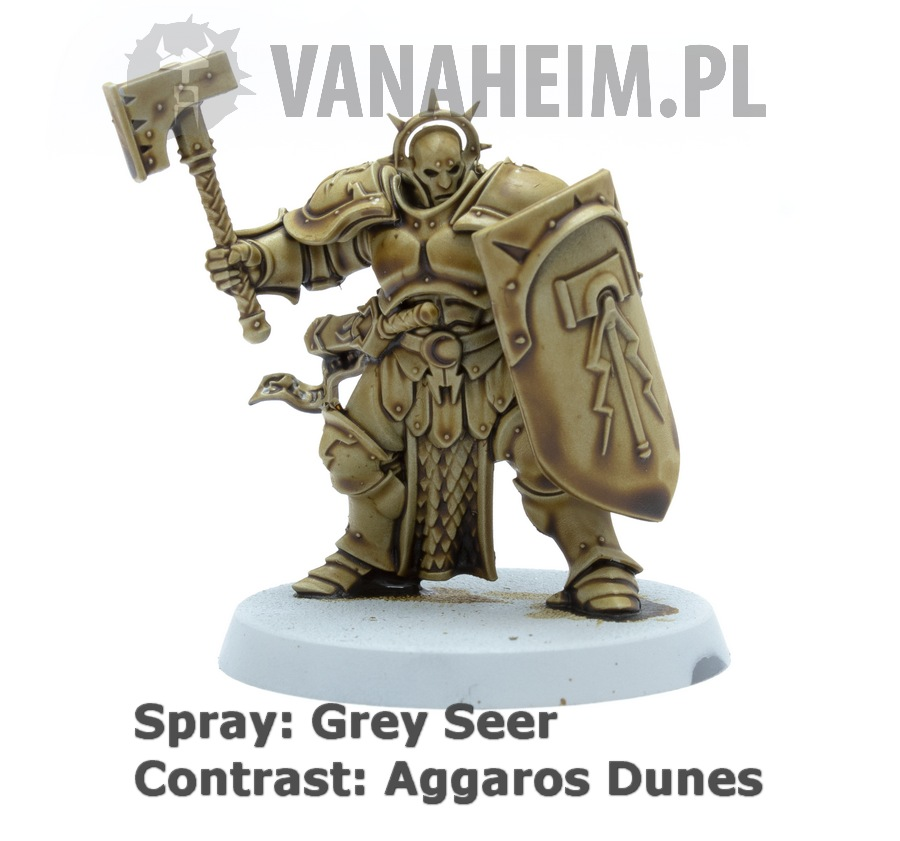 Citadel Contrast: Aggaros Dunes on Grey Seer