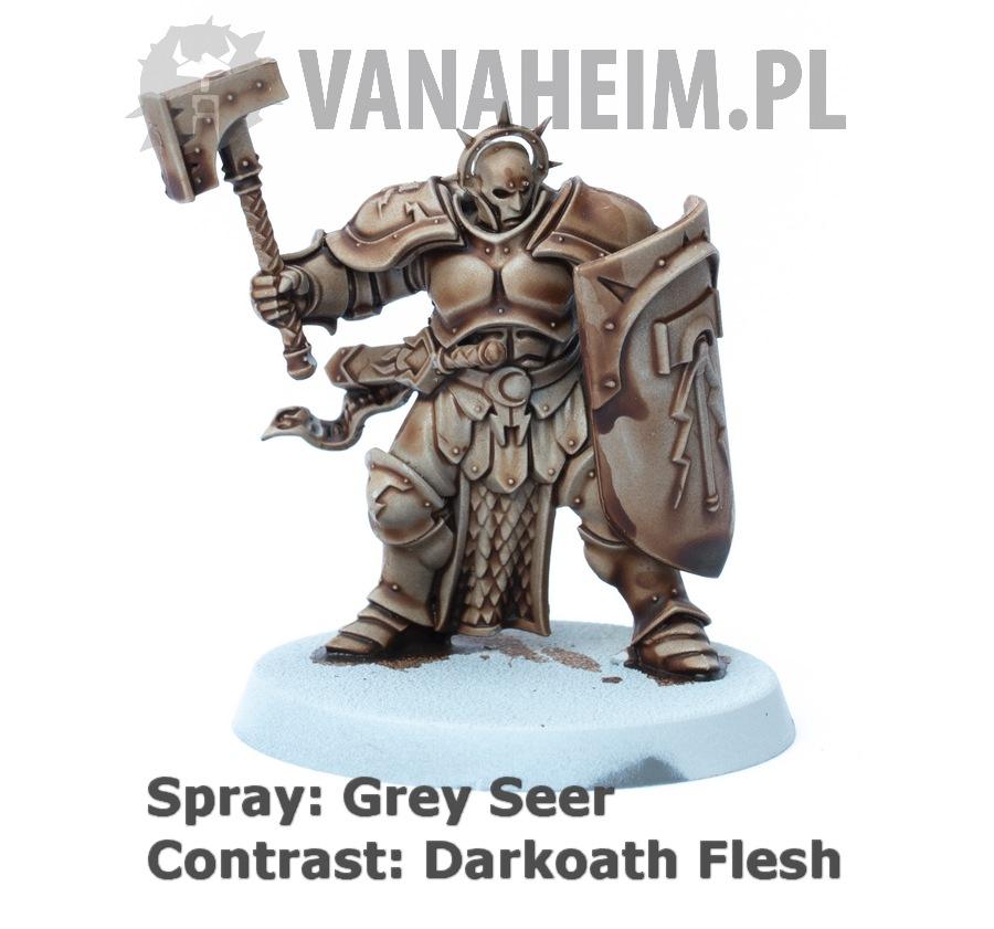 Citadel Contrast: Darkoath Flesh on Grey Seer