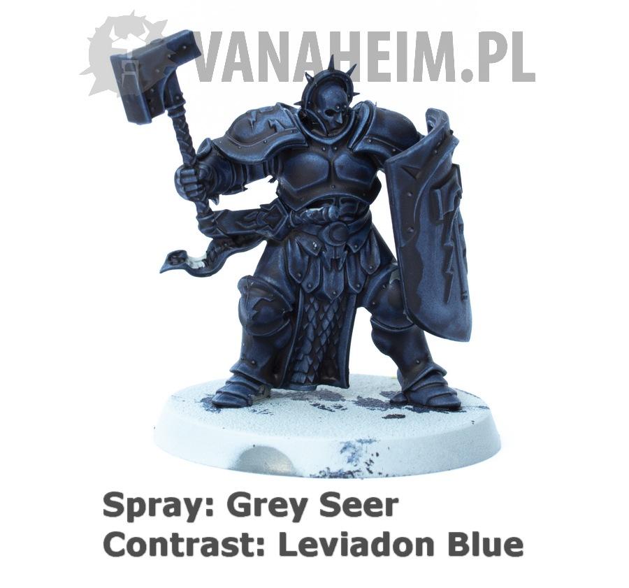 Citadel Contrast: Leviadon Blue on Grey Seer