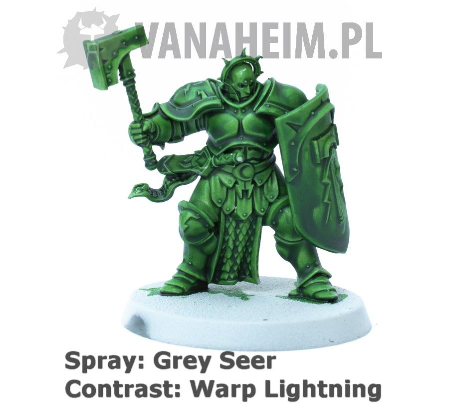 Citadel Contrast: Warp Lightning on Grey Seer