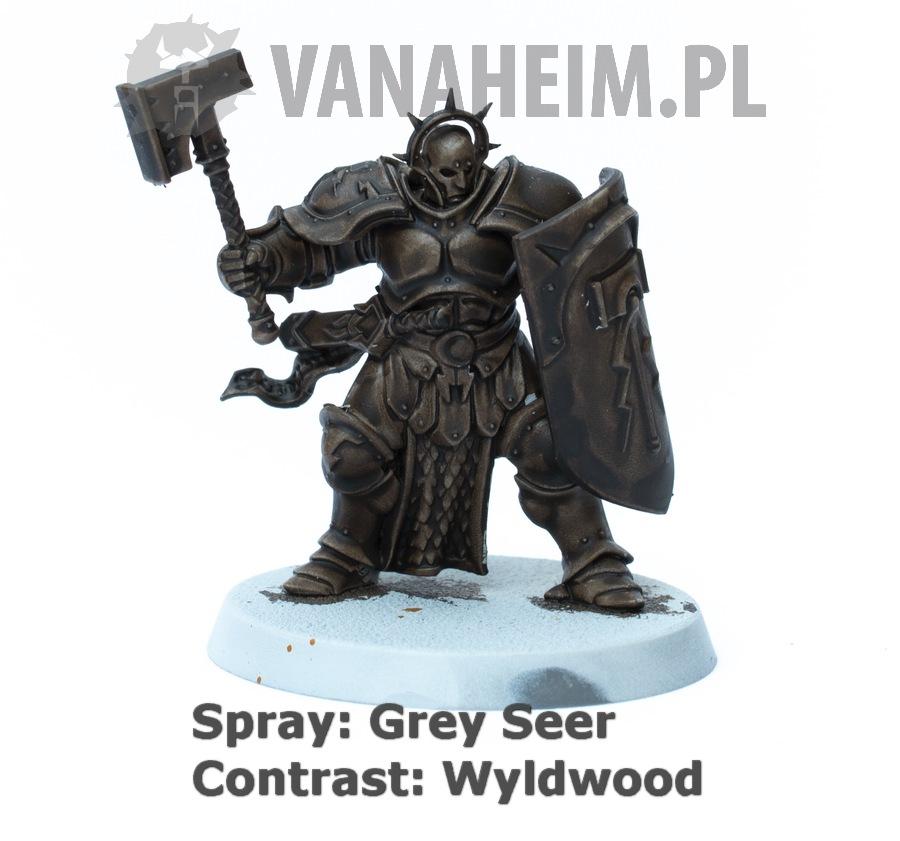 Citadel Contrast: Wyldwood on Grey Seer