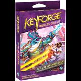 KeyForge Worlds Collide Deluxe Deck