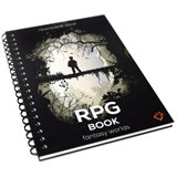 Księga RPG – RPG Book – Format A4, Kwadraty