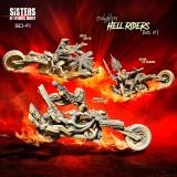 Hell Riders Daughters Box ERW no.1 (SoEM - SF)