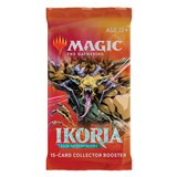 MTG: Ikoria: Lair of Behemoths Collector Booster