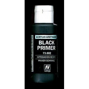 Vallejo Surface Primer black 60ml
