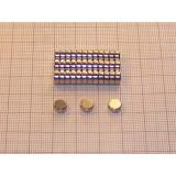 Magnes neodymowy walec 6 x 2,5 mm