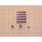 Magnes neodymowy walec 5 x 3 mm