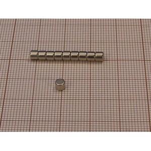 Magnes neodymowy walec 3,5 x 3 mm