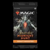 MTG: Innistrad: Midnight Hunt Draft Single Booster