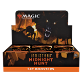 MTG: Innistrad: Midnight hunt Set Booster Box