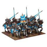 Basilean Paladin Knights (10 Figures)