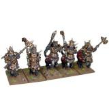 Abyssal Dwarf Halfbreeds (10 Figures)