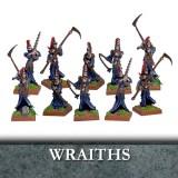 Undead Wraiths (10 Plastic Resin Figures)