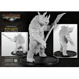 Rocqaan, Srónax Warrior