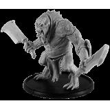 Gurrir, Troll Warrior.