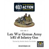 German Army Leig 18 Infantry Gun