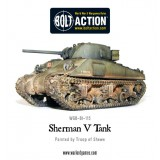 Sherman V Medium Tank