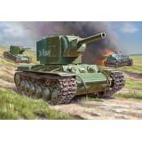 1/100th Russian KV2 Tank