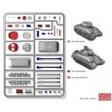 Reinforcements: 15mm Sherman M4A1 75mm