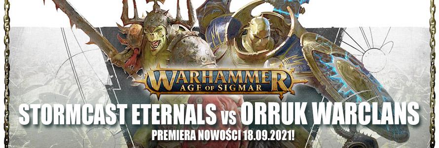 Nowości Warhammer Age of Sigmar w sklepie z grami