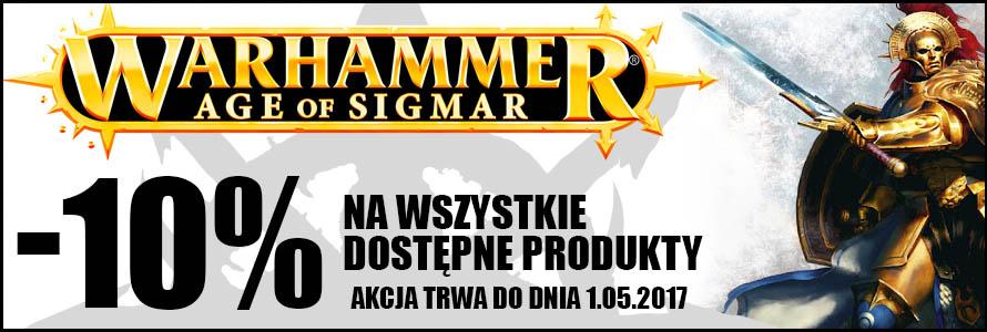 Age of Sigmar promocja