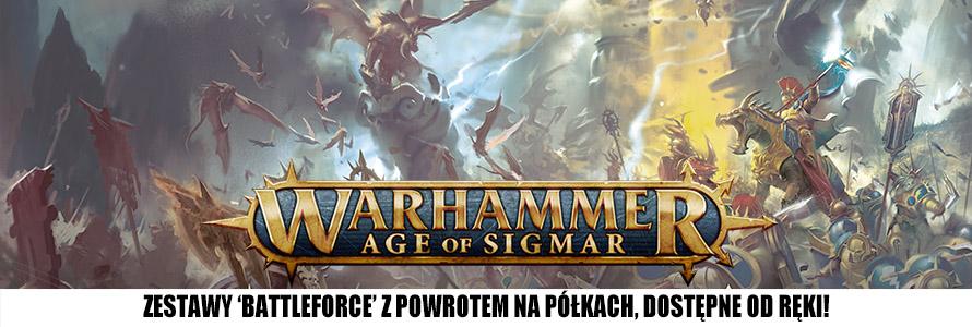 Battleforces Zestawy w Sklepie z grami Warhammer Age of Sigmar