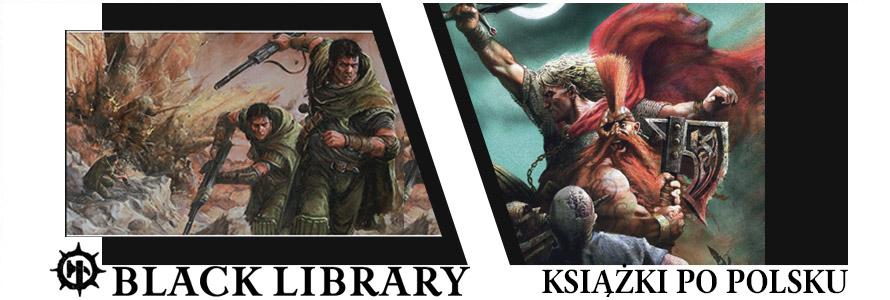 Black Library Książki po polsku