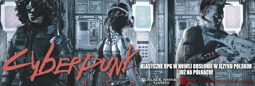 Cyberpunk RED RPG PL w sklepie z grami