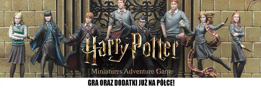 Harry Potter Gra Figurkowa w Sklepie