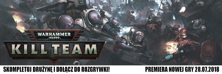 Kill Team Gra Figurkowa w Sklepie