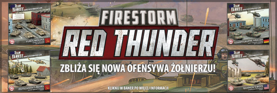 Red Thunder Kampania Team Yankee