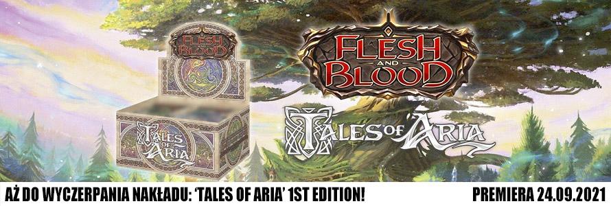 Flesh and Blood Tales of Aria w sklepie z grami