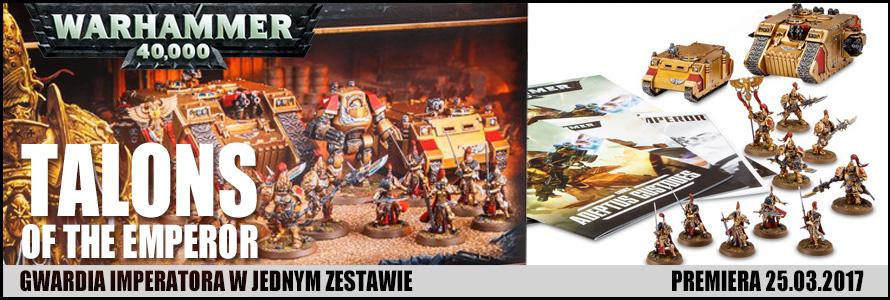 Talons of The Emperor Zestaw